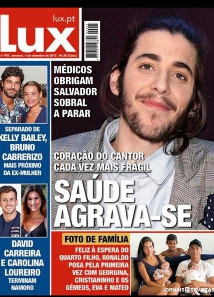 Σε κρίσιμη κατάσταση η υγεία του Πορτογάλου νικητή της Eurovision - εικόνα 3