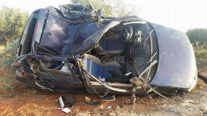 Χωρίς τέλος τα τροχαία στην Κρήτη, 3 νεκροί το Σαββατοκύριακο