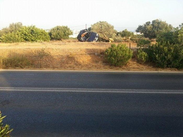 Χωρίς τέλος τα τροχαία στην Κρήτη, 3 νεκροί το Σαββατοκύριακο - εικόνα 2