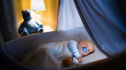 Γιατί τα μωρά πρέπει να κοιμούνται στο δικό τους δωμάτιο