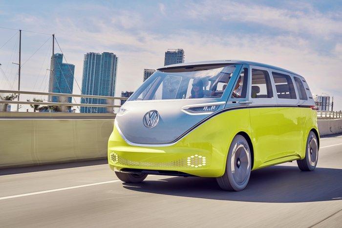 70 χρόνια μετά! Το ηλεκτρικό VW Bulli μπαίνει στην πρίζα