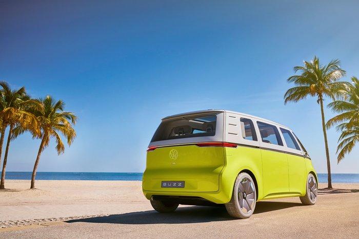 70 χρόνια μετά! Το ηλεκτρικό VW Bulli μπαίνει στην πρίζα - εικόνα 2