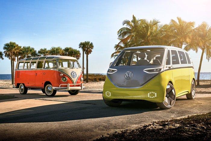 70 χρόνια μετά! Το ηλεκτρικό VW Bulli μπαίνει στην πρίζα - εικόνα 5
