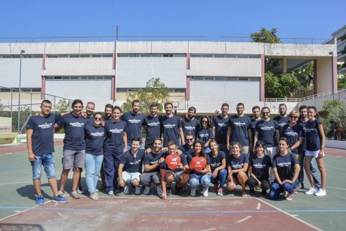 Η εθελοντική δράση υπότροφων του προγράμματος Angelopoulos 100 στην Γκράβα - εικόνα 6