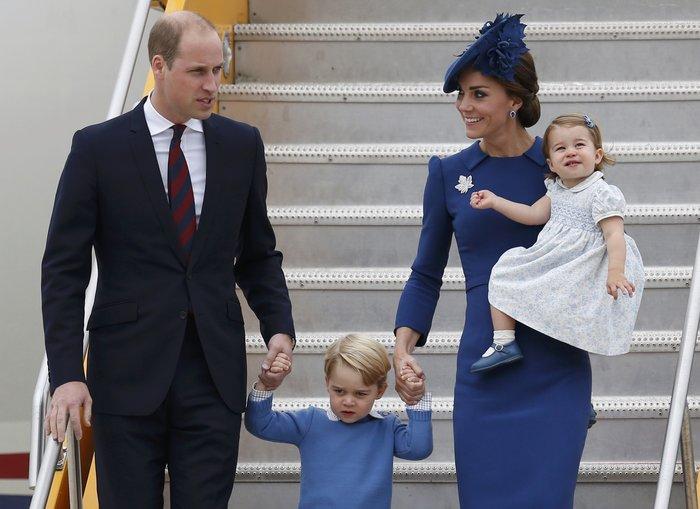Είναι επίσημο: Η Κέιτ και ο Γουίλιαμ περιμένουν τρίτο παιδί