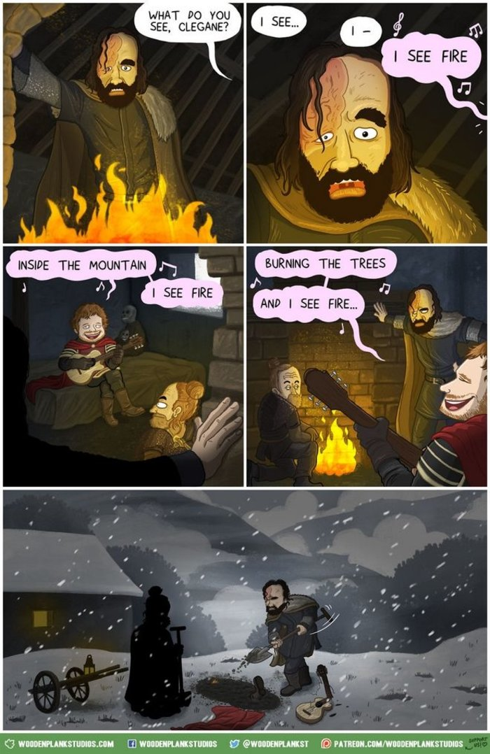 Game of Thrones: Όλη η 7η σεζόν σε κόμικ - Δεν χάνεται!