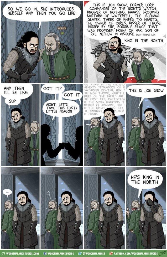 Game of Thrones: Όλη η 7η σεζόν σε κόμικ - Δεν χάνεται! - εικόνα 3