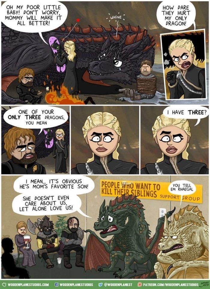 Game of Thrones: Όλη η 7η σεζόν σε κόμικ - Δεν χάνεται! - εικόνα 4