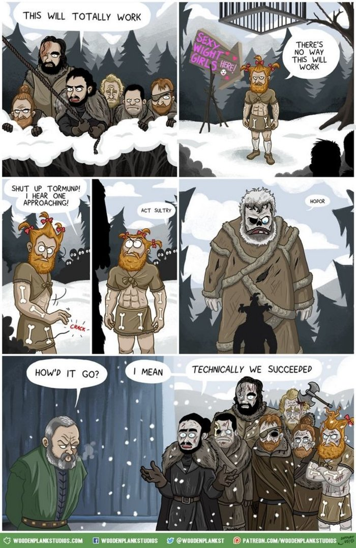 Game of Thrones: Όλη η 7η σεζόν σε κόμικ - Δεν χάνεται! - εικόνα 5