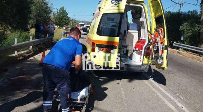 Μακελειό με 2 νεκρούς & σοβαρά τραυματία στον Πύργο Σκληρές εικόνες, βίντεο - εικόνα 5