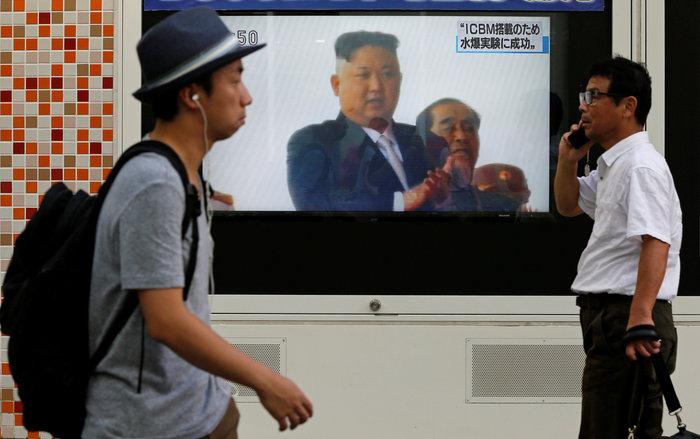 Bloomberg: Πώς θα έμοιαζε ένας πόλεμος μεταξύ ΗΠΑ & Β. Κορέας