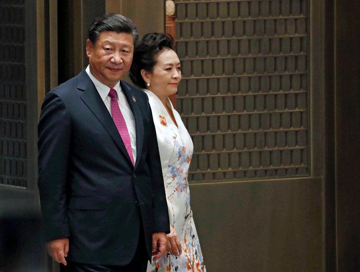 O κινέζος πρόεδρος
