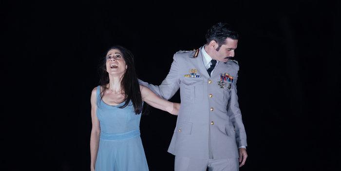 Η «Άλκηστη» του Ευριπίδη στο θέατρο Βράχων