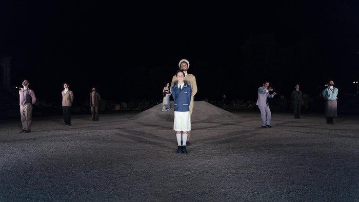 Η «Άλκηστη» του Ευριπίδη στο θέατρο Βράχων - εικόνα 2