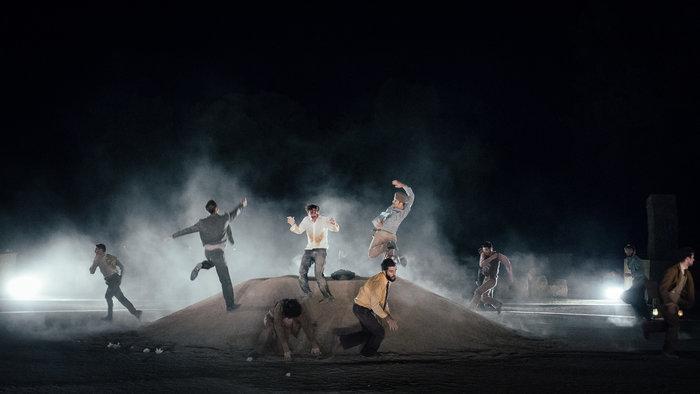 Η «Άλκηστη» του Ευριπίδη στο θέατρο Βράχων - εικόνα 3