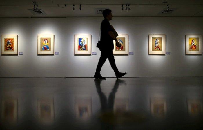 Νέα τρέλα για τον Πικάσο: 60 εκθέσεις στα επόμενα 2 χρόνια