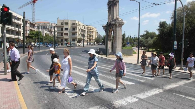 Από τους πιο ασφαλείς προορισμούς η Ελλάδα και η Αθήνα