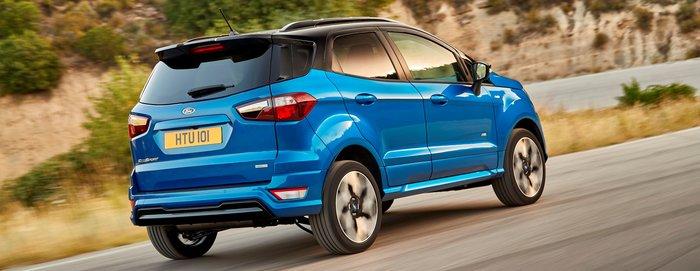 Αποκάλυψη για το ανανεωμένο Ford EcoSport - εικόνα 2