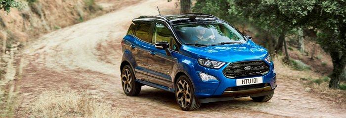 Αποκάλυψη για το ανανεωμένο Ford EcoSport - εικόνα 3