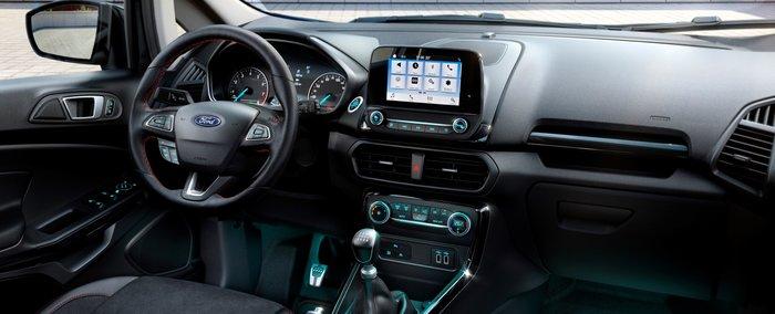 Αποκάλυψη για το ανανεωμένο Ford EcoSport - εικόνα 4