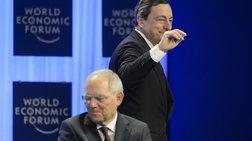 Νέες βολές Σόιμπλε σε Ντράγκι: Το QE πρέπει να τελειώσει