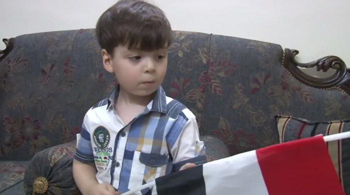 Ομράν: Το παιδί - σύμβολο του πολέμου, ένα χρόνο μετά