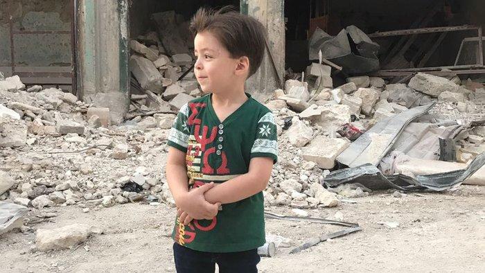 Ομράν: Το παιδί - σύμβολο του πολέμου, ένα χρόνο μετά - εικόνα 2