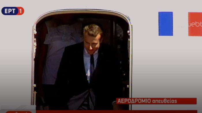 """Στο Μαξίμου ο Μακρόν: """"Τρομακτικές οι προσπάθειες των Ελλήνων"""" - εικόνα 13"""