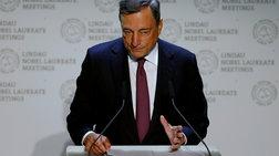 Η ανατίμηση του ευρώ ανησυχεί την ΕΚΤ, τι φοβάται ο Ντράγκι