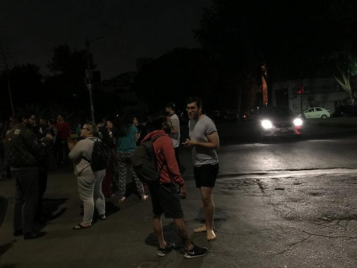 Σεισμός 8 Ρίχτερ στο Μεξικό - Nεκροί τουλάχιστον 58  άνθρωποι και τσουνάμι