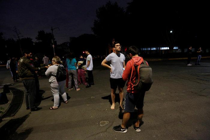 Σεισμός 8 Ρίχτερ στο Μεξικό - Nεκροί τουλάχιστον 58  άνθρωποι και τσουνάμι - εικόνα 2