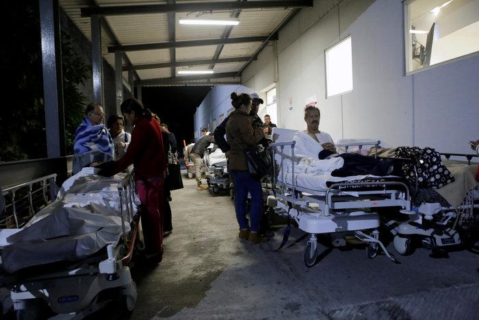 Σεισμός 8 Ρίχτερ στο Μεξικό - Nεκροί τουλάχιστον 58  άνθρωποι και τσουνάμι - εικόνα 3