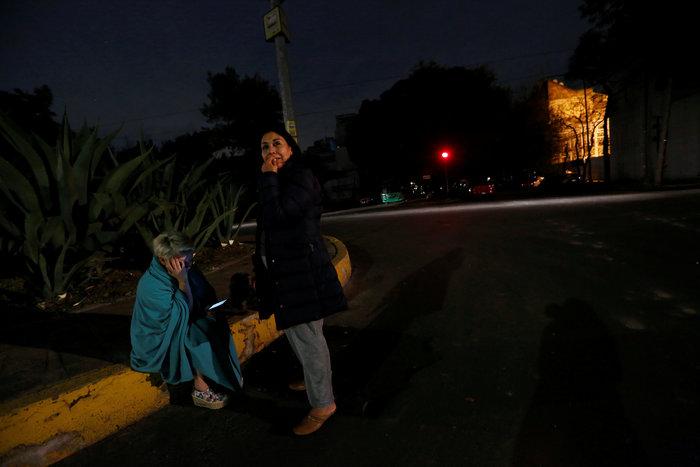 Σεισμός 8 Ρίχτερ στο Μεξικό - Nεκροί τουλάχιστον 58  άνθρωποι και τσουνάμι - εικόνα 4
