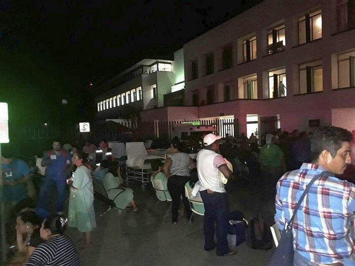 Σεισμός 8 Ρίχτερ στο Μεξικό - Nεκροί τουλάχιστον 58  άνθρωποι και τσουνάμι - εικόνα 6
