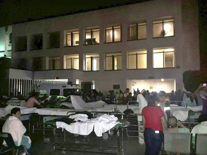 Σεισμός 8 Ρίχτερ στο Μεξικό - Nεκροί τουλάχιστον 58  άνθρωποι και τσουνάμι - εικόνα 7