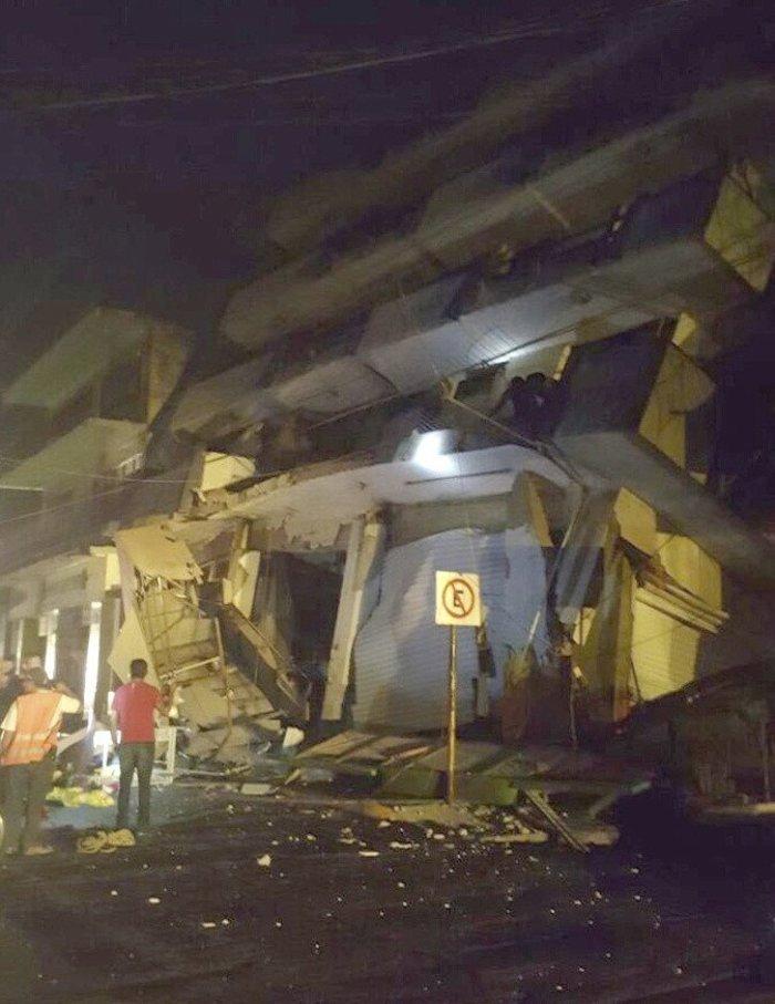 Σεισμός 8 Ρίχτερ στο Μεξικό - Nεκροί τουλάχιστον 58  άνθρωποι και τσουνάμι - εικόνα 9