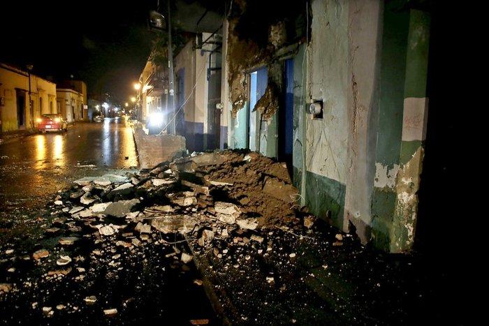 Σεισμός 8 Ρίχτερ στο Μεξικό - Nεκροί τουλάχιστον 58  άνθρωποι και τσουνάμι - εικόνα 12