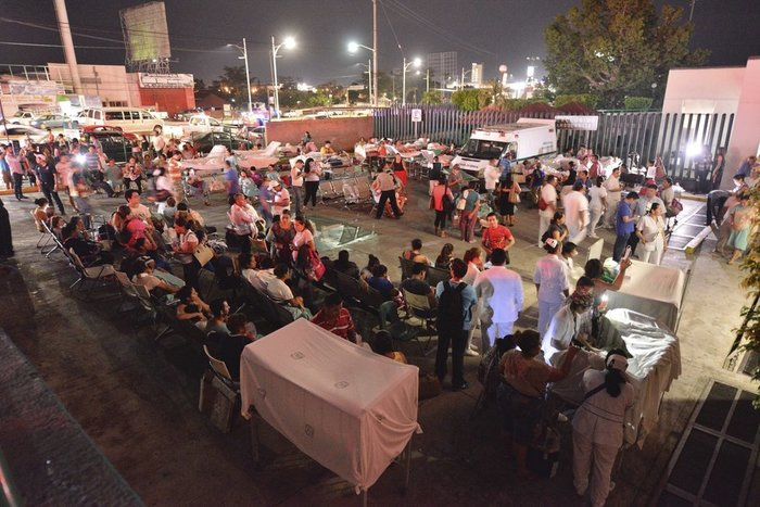 Σεισμός 8 Ρίχτερ στο Μεξικό - Nεκροί τουλάχιστον 58  άνθρωποι και τσουνάμι - εικόνα 13