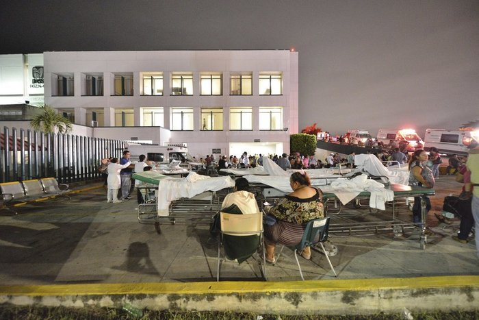 Σεισμός 8 Ρίχτερ στο Μεξικό - Nεκροί τουλάχιστον 58  άνθρωποι και τσουνάμι - εικόνα 14