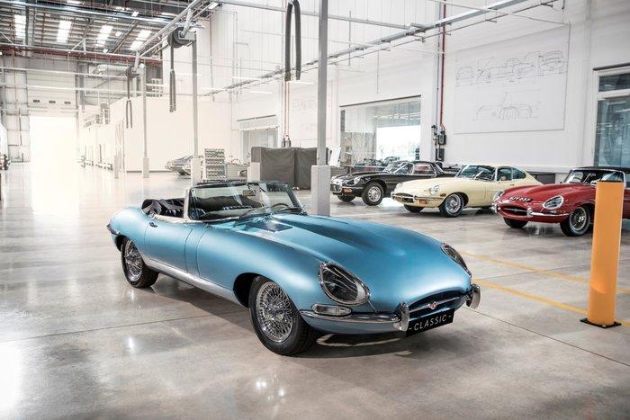E-type Zero: Η πιο εντυπωσιακή ηλεκτρική Jaguar είναι του 1968!