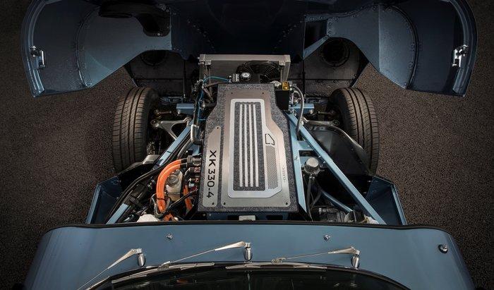 E-type Zero: Η πιο εντυπωσιακή ηλεκτρική Jaguar είναι του 1968! - εικόνα 2