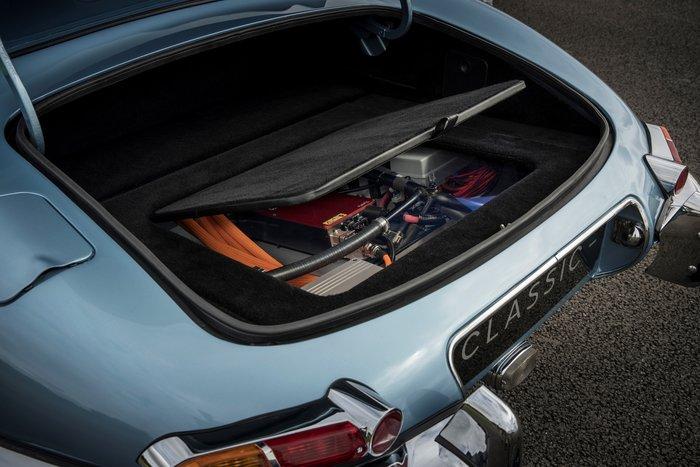 E-type Zero: Η πιο εντυπωσιακή ηλεκτρική Jaguar είναι του 1968! - εικόνα 3
