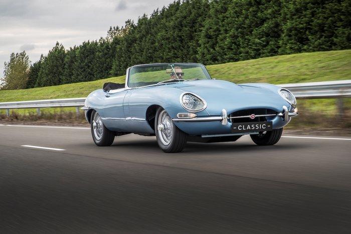 E-type Zero: Η πιο εντυπωσιακή ηλεκτρική Jaguar είναι του 1968! - εικόνα 4