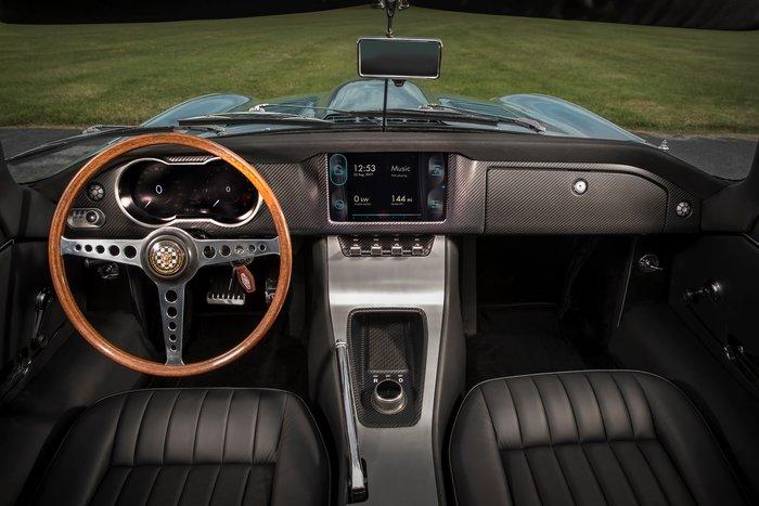 E-type Zero: Η πιο εντυπωσιακή ηλεκτρική Jaguar είναι του 1968! - εικόνα 5