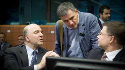 Ενημέρωση Τσακαλώτου στο Eurogroup για την γ΄αξιολόγηση