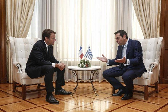 Οι 29 ώρες του Μακρόν στην Αθήνα και η μεταστροφή του Τσίπρα - εικόνα 4