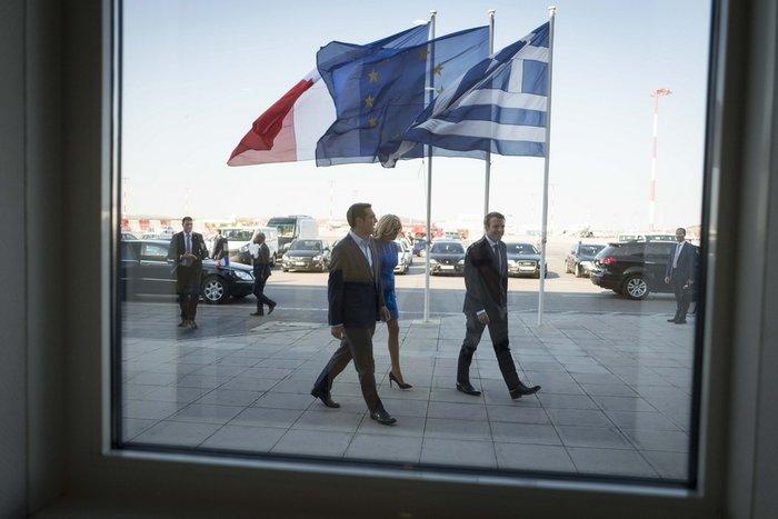 Οι 29 ώρες του Μακρόν στην Αθήνα και η μεταστροφή του Τσίπρα - εικόνα 5