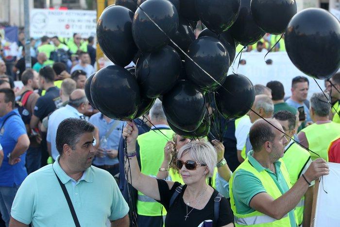 Και ο αρχηγός της ΕΛ.ΑΣ. στη συγκέντρωση ενστόλων στη Θεσσαλονίκη