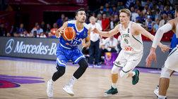 Στους «8» του Ευρωμπάσκετ η Εθνική, νίκησε 64-77 την Λιθουανία