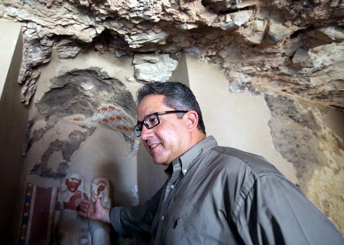 Μόλις ανακαλύφθηκε νέος φαραωνικός τάφος του 1000π.Χ.